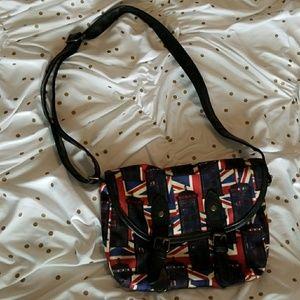 Handbags - Doctor Who TARDIS saddlebag